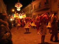 Carnevale 2009 - XVIII Edizione Sfilata di carri allegorici - 22 febbraio 2009   - Valderice (2049 clic)