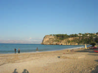 Baia di Guidaloca: cavalcata in riva al mare - 21 settembre 2008   - Castellammare del golfo (535 clic)