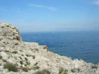 Capo San Vito - vista sul golfo di Castellammare - 10 maggio 2009   - San vito lo capo (1620 clic)