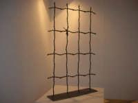 Fulget crucis mysterium - Il genio immortale e la devozione popolare - Across the Cross - il Mysterium Crucis nell'arte contemporanea - Chiesa di Sant'Alberto - 13 marzo 2009   - Trapani (2092 clic)