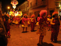 Carnevale 2009 - XVIII Edizione Sfilata di carri allegorici - 22 febbraio 2009   - Valderice (2452 clic)
