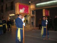 Festa in onore di San Giuseppe Lavoratore - la processione nel corso VI Aprile - 1 maggio 2009  - Alcamo (2476 clic)