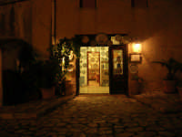 Baglio Isonzo a sera - 2 novembre 2008   - Scopello (668 clic)