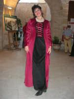 Festeggiamenti Maria SS. dei Miracoli - All'interno del Castello, aspettando che abbia inizio Il Corteo dei Conti di Modica - 20 giugno 2008  - Alcamo (798 clic)