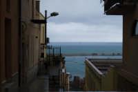 uno scorcio del porto - 13 febbraio 2009   - Castellammare del golfo (2349 clic)
