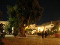 Baglio Isonzo a sera - 2 novembre 2008   - Scopello (830 clic)