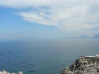 Capo San Vito - vista sul golfo di Castellammare - 10 maggio 2009   - San vito lo capo (1475 clic)