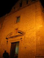 Santuario di N.S. della Misericordia - 5 gennaio 2009  - Valderice (2369 clic)