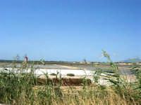 Saline Infersa e mulini a vento nella Riserva delle Isole dello Stagnone di Marsala - 25 maggio 2008    - Marsala (746 clic)