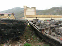Tonnara - barche - 16 novembre 2008   - Bonagia (715 clic)