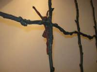 Fulget crucis mysterium - Il genio immortale e la devozione popolare - Across the Cross - il Mysterium Crucis nell'arte contemporanea - Chiesa di Sant'Alberto - 13 marzo 2009   - Trapani (1774 clic)