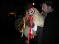 Epifania drammatizzata con quadri viventi a Salemi - 6 gennaio 2009   - Salemi (2749 clic)