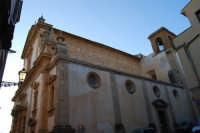 Chiesa dell'ex Collegio dei Gesuiti - 11 ottobre 2007  - Salemi (2796 clic)