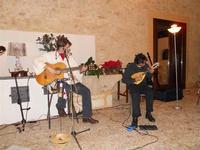 Concerto NAPOLINCANTO - Gianni Aversano (voce e chitarra), Ferdinando Piscopo (mandolino) - 10 dicembre 2009   - Alcamo (1559 clic)