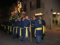 Festa in onore di San Giuseppe Lavoratore - la processione nel corso VI Aprile - 1 maggio 2009  - Alcamo (2369 clic)
