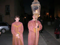 Epifania drammatizzata con quadri viventi a Salemi - 6 gennaio 2009   - Salemi (2445 clic)