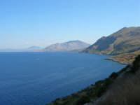 panorama Riserva dello Zingaro e golfo di Castellammare - 30 agosto 2008   - Riserva dello zingaro (958 clic)