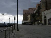 Via Don L. Zangara e Castello - 14 novembre 2008  - Castellammare del golfo (500 clic)