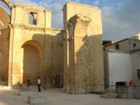 resti della Chiesa Madre - 11 ottobre 2007   - Salemi (2335 clic)