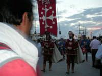 Louis Vuitton Acts 8&9 - Al porto mini sfilata storica pisana - 2 ottobre 2005  - Trapani (1853 clic)
