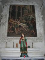 interno della Chiesa S. Sebastiano - 23 aprile 2006  - Chiusa sclafani (1193 clic)
