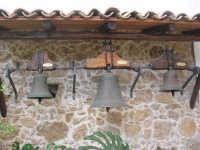 campane - Santuario della Madonna dei Miracoli - 6 settembre 2008   - Alcamo (673 clic)