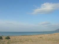 spiaggia di levante - golfo di Castellammare - 1 marzo 2009  - Balestrate (3010 clic)