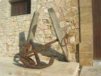 Tonnara - ancora - 1 novembre 2009  - Bonagia (1850 clic)
