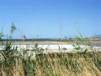 Saline Infersa e mulini a vento nella Riserva delle Isole dello Stagnone di Marsala - 25 maggio 2008    - Marsala (802 clic)