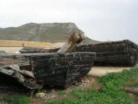Tonnara - barche - 16 novembre 2008   - Bonagia (698 clic)
