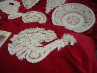 Cene di San Giuseppe - Mostra Sguartucciati di pane e di ceramica - 15 marzo 2009   - Salemi (2201 clic)