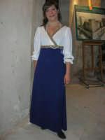 Festeggiamenti Maria SS. dei Miracoli - All'interno del Castello, aspettando che abbia inizio Il Corteo dei Conti di Modica - 20 giugno 2008  - Alcamo (585 clic)