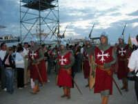 Louis Vuitton Acts 8&9 - Al porto mini sfilata storica pisana - 2 ottobre 2005  - Trapani (1706 clic)