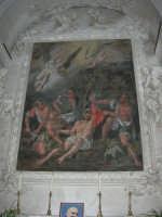 interno della Chiesa S. Sebastiano - 23 aprile 2006  - Chiusa sclafani (1301 clic)