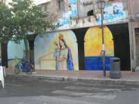 Stella del Mare - pannelli in piazza - 12 settembre 2009   - Isola delle femmine (3174 clic)