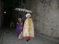 Epifania drammatizzata con quadri viventi a Salemi - 6 gennaio 2009   - Salemi (2494 clic)