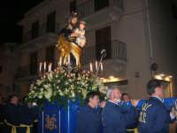 Festa in onore di San Giuseppe Lavoratore - la processione nel corso VI Aprile - 1 maggio 2009  - Alcamo (2584 clic)