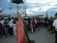 Louis Vuitton Acts 8&9 - Al porto mini sfilata storica pisana - 2 ottobre 2005  - Trapani (1771 clic)