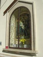 Edicola Madonna dell'Alto, nella omonima via - 2 ottobre 2007  - Alcamo (990 clic)