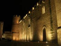 Castello dei Conti di Modica - esterno lato nord - 23 dicembre 2008    - Alcamo (539 clic)