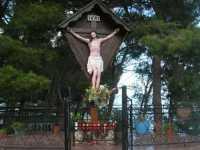 Il Cristo del Belvedere - 11 ottobre 2009  - Castellammare del golfo (1447 clic)