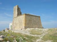 Capo San Vito - Torre dell'Usciere, detta Sciere (torre costiera di avvistamento per la difesa dai pirati) - 10 maggio 2009   - San vito lo capo (1751 clic)