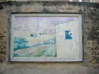 per le vie di Vita - murales - Mestieri e tradizioni della civiltà contadina: panorama agricolo - 9 ottobre 2007   - Vita (3621 clic)