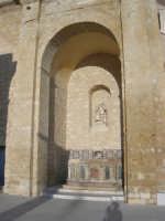 resti della Chiesa Madre - 11 ottobre 2007   - Salemi (2502 clic)