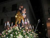 Festa in onore di San Giuseppe Lavoratore - la processione nel corso VI Aprile - 1 maggio 2009  - Alcamo (2511 clic)