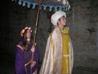 Epifania drammatizzata con quadri viventi a Salemi - 6 gennaio 2009   - Salemi (2630 clic)