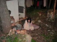 Parco Urbano della Misericordia - LA BIBBIA NEL PARCO - Quadri viventi: 2. Giuditta - 5 gennaio 2009   - Valderice (2570 clic)