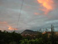 Monte Bonifato  all'alba - 20 novembre 2008  - Alcamo (887 clic)