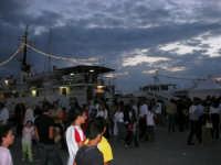 32nd America's Cup - Nave Scuola attraccata al porto - 2 ottobre 2005  - Trapani (1988 clic)