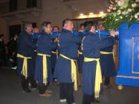 Festa in onore di San Giuseppe Lavoratore - la processione nel corso VI Aprile - 1 maggio 2009  - Alcamo (2948 clic)